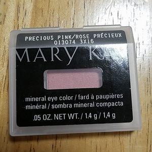 Mary Kay Precious Pink mineral eye color